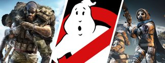 Releases | Destiny 2, Ghostbusters, Ghost Recon: Breakpoint und vieles mehr