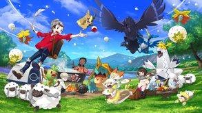 Pokémon Home leakt offenbar kommendes Pokémon