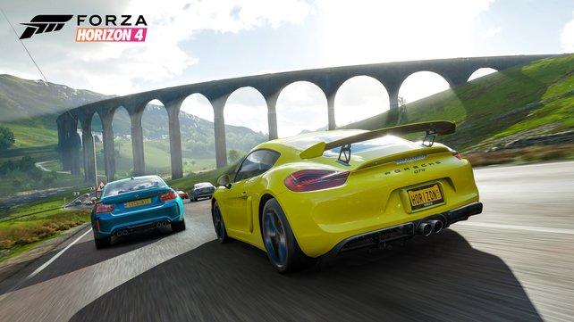 Im Spiel sind über 450 Fahrzeuge von insgesamt 100 Herstellern enthalten.