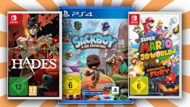 Games-Deals bei MediaMarkt: Nur noch dieses Wochenende verfügbar.