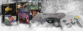 Specials: 20 Jahre Nintendo 64 (N64): Wir feiern Geburtstag und graben Anekdoten aus