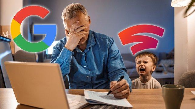 """Der Tweet eines """"Google Stadia""""-Entwickler sorgt für Ärger. Bildquelle: Getty Images/ ljubaphoto"""