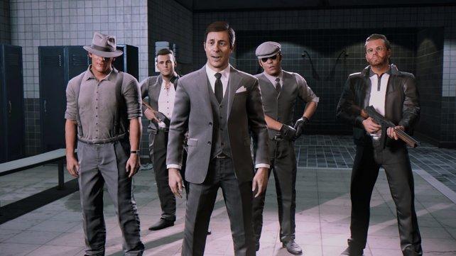 Auch in Mafia 3 gibt es zwielichtige Gestalten.
