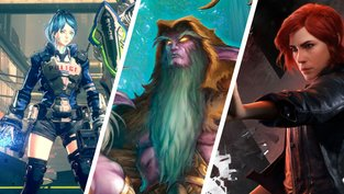 WoW: Classic, Astral Chain, Blair Witch und mehr ab nächster Woche