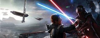 Star Wars Jedi: Fallen Order: Warum die Entwickler Sekiro für einen sehr ähnlichen Titel halten