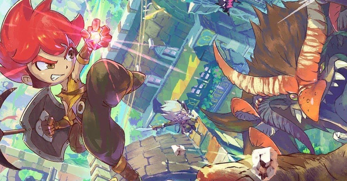 Little Town Hero | Das ist das Rollenspiel der Pokémon-Macher