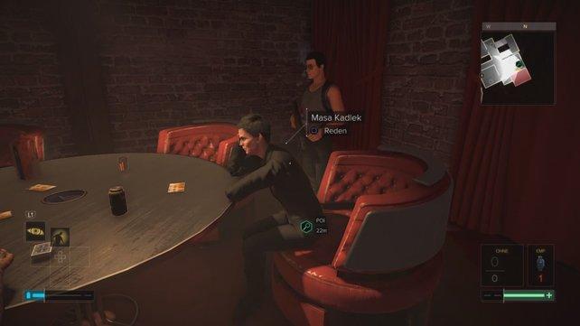 Bei Deus Ex - Mankind Divided führt euch SM 04: Der Kalibrator zu dieser Lady und sie wiederum verschafft euch Zugang zu einer weiteren Nebenmission.
