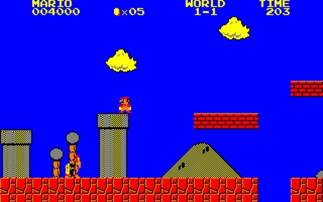 Das vielleicht bekannteste Beispiel für einen Trittbrettfahrer ist Hudson Softs Super Mario Bros. Special von 1986.