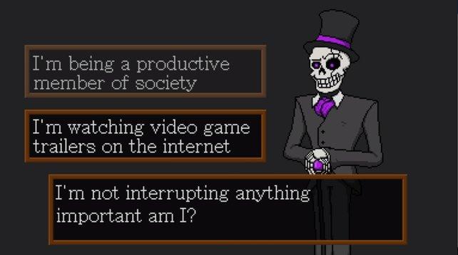 Ein Screenshot aus dem Kickstarter-Trailer