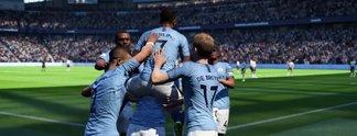 FIFA 19: Neuer Leak zeigt Gameplay der Europa League samt Siegesfeier