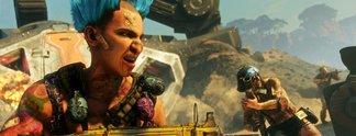 GameStop-Aktion: Wer sich frisieren lässt, bekommt Rage 2 geschenkt