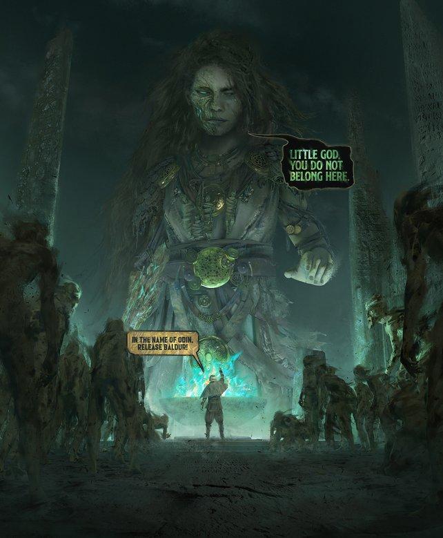 Könnte uns das nächste God of War in die Unterwelt führen?