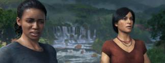 Uncharted - The Lost Legacy: Video mit über neun Minuten Spielszenen