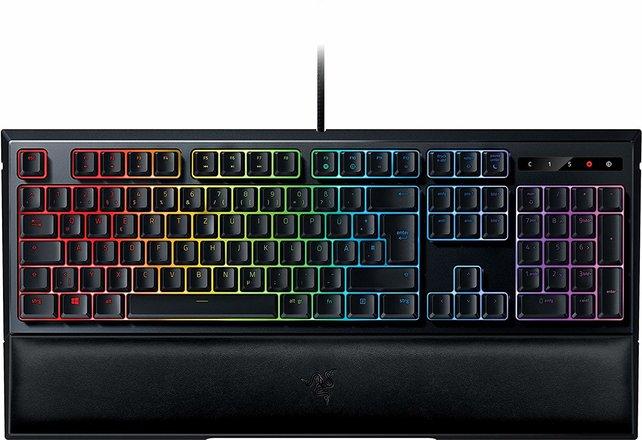 Die Razer Ornata Chroma Gaming-Tastatur bekommt ihr gerade für 25 Euro günstiger.