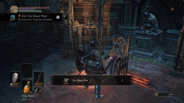 Unser Guide zeigt euch die Fundorter aller Eide in Dark Souls 3.son
