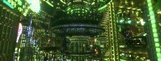 Panorama: Ein Jahr Arbeit für eine riesige Cyberpunk-Stadt