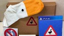 Holt euch Untitled Goose Game inklusive der fabulösen Socken - **UPDATE 9.11.2020**