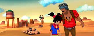 Spiel über Flüchtlinge: Cloud Chasers veröffentlicht