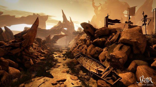 Das Grafikgerüst der Unreal Engine 4 wird künftig für noch plastischere Spielwelten sorgen.