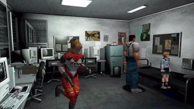 Resident Evil 1.5 ist ein Schnellschuss, wird aber über den Haufen geworfen.
