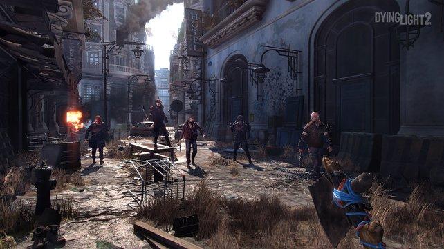 Dying Light 2 erscheint nicht mehr im Frühjahr 2020.