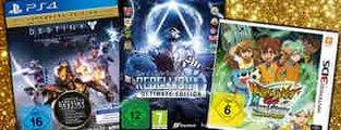Schnäppchen des Tages: Destiny, Inazuma Eleven GO und Sins of a Solar Empire