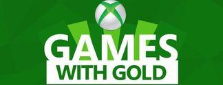 Xbox Games With Gold: Das sind die kostenfreien Spiele im Februar *Update*