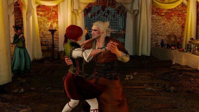 Neben neuen Erfolgen gibt es auch neue Bekanntschaften in The Witcher 3 - Hearts of Stone.