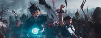 "Overwatch und Street Fighter: Diese Spiele stecken in ""Ready Player One"""
