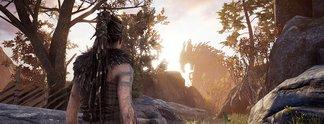 Panorama: Hellblade: Nur noch heute vergünstigt im PlayStation Store