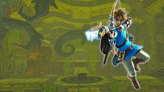 Zelda: Breath of the Wild - Modder bringt beliebtes Feature zurück.