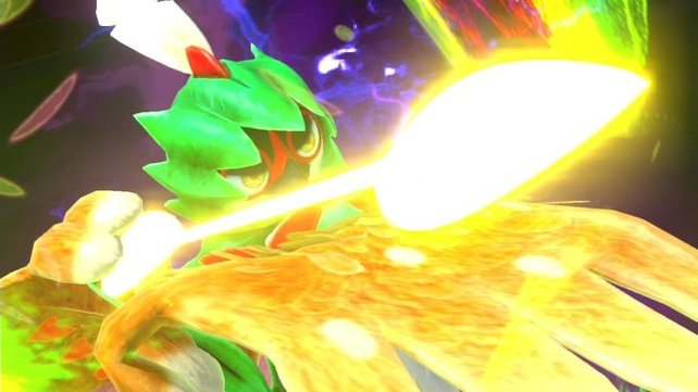 Silvarro ist ein neuer Charakter in Pokémon Tekken DX.