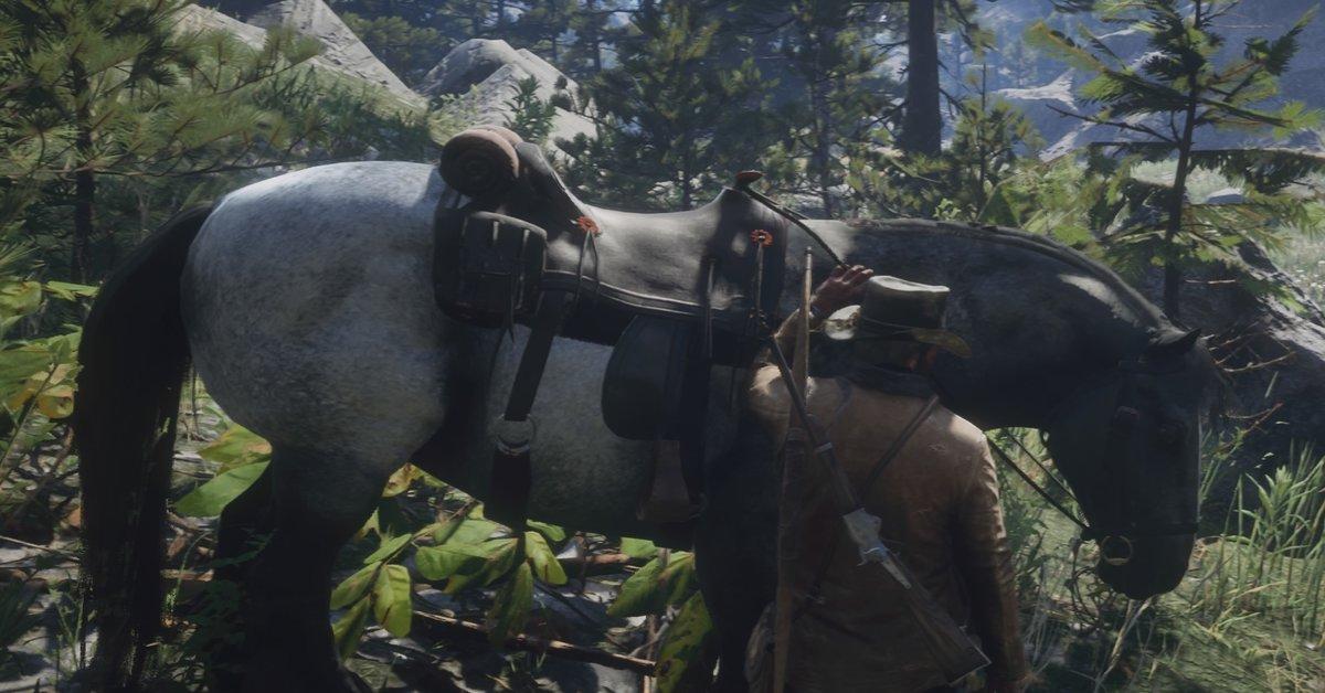 Rdr2 Alle Pferde