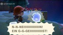 Animal Crossing: New Horizons: Buhu treffen und Seelenfragmente finden
