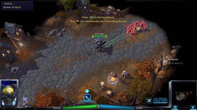 """Die """"Helden des Sturms"""" entspringen in diesem MOBA alle aus unterschiedlichen Spiele-Serien, die Blizzard veröffentlicht hat."""