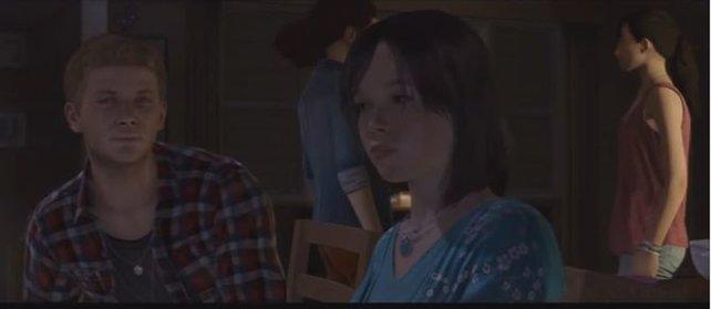 Jodie als Teenager