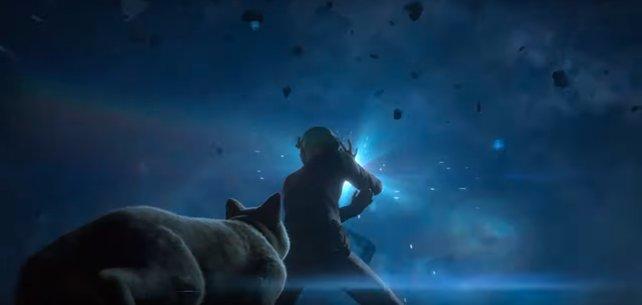 Eine Bedrohung, ein Hund, ein Mann mit Kräften: Der erste Teaser zu Project G.G. ist zugleich verwirrend und interessant.