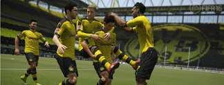 Tests: Fifa 16: So sollte virtueller Fußball aussehen