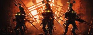 Anthem weist den Weg für Mass Effect und Dragon Age