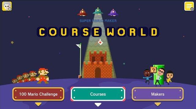 Die 100 Mario-Herausforderung ist ein Online-Modus.