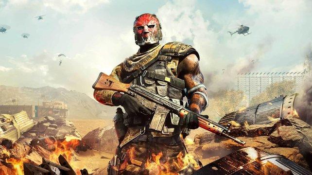 In CoD: Warzone kämpfen hunderte Spieler jede Runde um den Victory Royale.