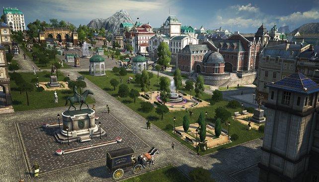 Eine vollendete Weltausstellung sorgt für ein sehr hohes Attraktivitätsniveau eurer Stadt.