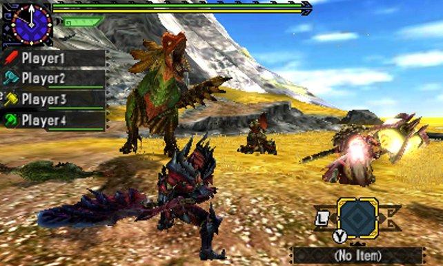 Der große Maccao ist ein Monster, mit dem auch Einsteiger klar kommen.