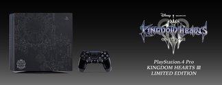 Kingdom Hearts 3: Sony stellt limitierte PlayStation 4 vor