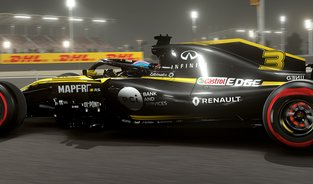Kämpft mit Hamilton und Vettel um die Rennspielkrone