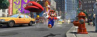 """Super Mario Odyssey: Richtet sich auch an """"Core""""-Spieler - Video zu den neuen Fähigkeiten veröffentlicht"""