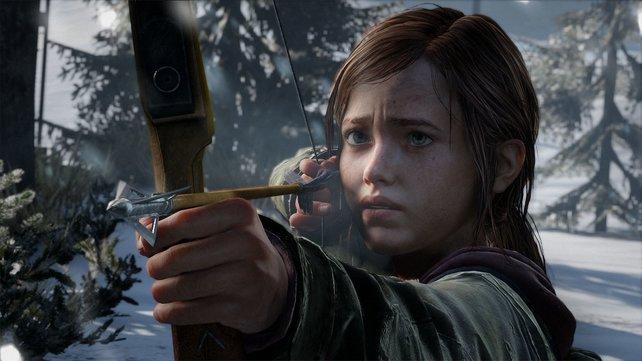 Ellie kämpft sich trotz dramatischer Vorgeschichte erfolgreich durchs Leben.