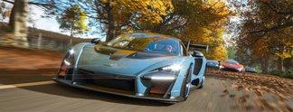 Forza Horizon 4: Preload kurze Zeit online - Fahrzeugliste geleakt