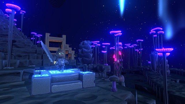 Als Portal-Ritter müsst ihr alle Trophäen und Erfolge in Portal Knights freischalten.