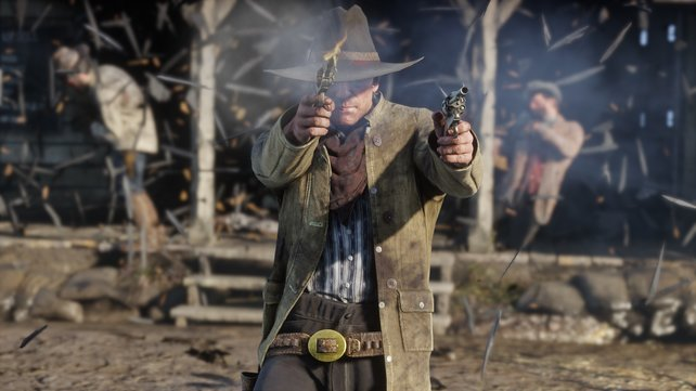 Auch Red Dead Redemption 2 ist beim PS-Store-Sale im Angebot